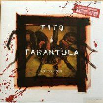 TITO & TARANTULA - Tarantism / vinyl bakelit +cd / LP