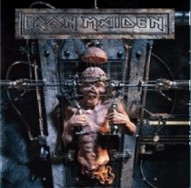 IRON MAIDEN - X Factor / vinyl bakelit / 2xLP