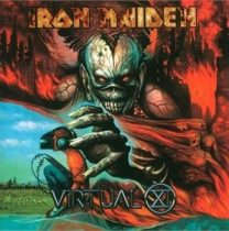 IRON MAIDEN - Virtual XI. / vinyl bakelit / 2xLP