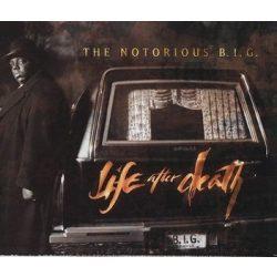 NOTORIOUS B.I.G. - Life After Death / vinyl bakelit / 2xLP