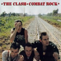 CLASH - Combat Rock / vinyl bakelit / LP