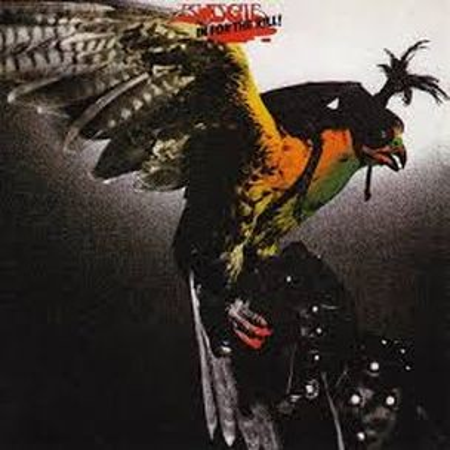 BUDGIE - In For The Kill / vinyl bakelit / LP