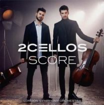 2CELLOS - Score / vinyl bakelit / LP