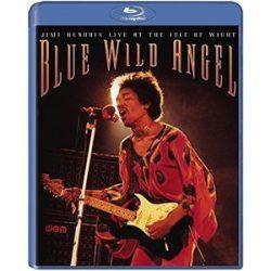 JIMI HENDRIX - Blue Wild Angel Live At The Isle Of Wight / blu-ray / BRD
