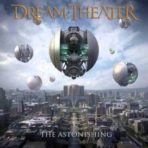 DREAM THEATER - The Astonishing / vinyl bakelit box / 4xLP