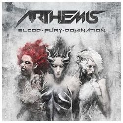 ARTHEMIS - Blood-Fury-Domination CD
