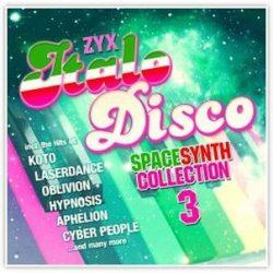 VÁLOGATÁS - ZYX Italo Disco Spacesynth Collection 3. / 2cd / CD