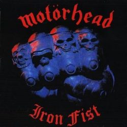 MOTORHEAD - Iron Fist CD