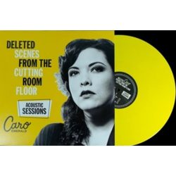 CARO EMERALD - Deleted Scenes From The Cutting Room Floor Acoustic / színes vinyl bakelit / LP