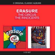 ERASURE - 2in1 Circus/Innocents /2cd / CD