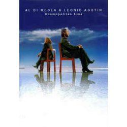 AL DI MEOLA - Cosmopolitan Live DVD