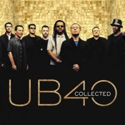 UB40 - Collected / vinyl bakelit / 2xLP