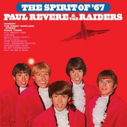 PAUL REVERE & THE RAIDERS - The Spiirit Of '67 / vinyl bakelit / LP