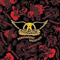 AEROSMITH - Permanent Vacation / vinyl bakelit / LP