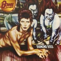 DAVID BOWIE - Diamond Dogs / vinyl bakelit / LP