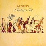 GENESIS - A Trick Of The Tail / vinyl bakelit / LP