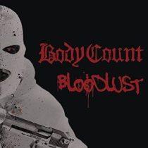BODY COUNT - Bloodlust / vinyl bakelit / LP