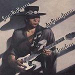 STEVIE RAY VAUGHAN - Texas Flood / vinyl bakelit / LP