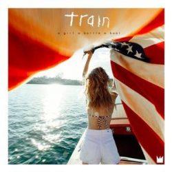 TRAIN - A Girl About A Boat / vinyl bakelit / LP