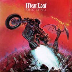 MEAT LOAF - Bat Out Of Hell / vinyl bakelit / LP