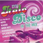 VÁLOGATÁS - ZYX Italo Disco In The Mix CD
