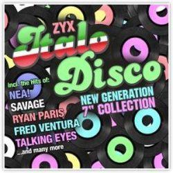 """VÁLOGATÁS - ZYX Italo Disco New Generation 7"""" Collection / 2cd / CD"""