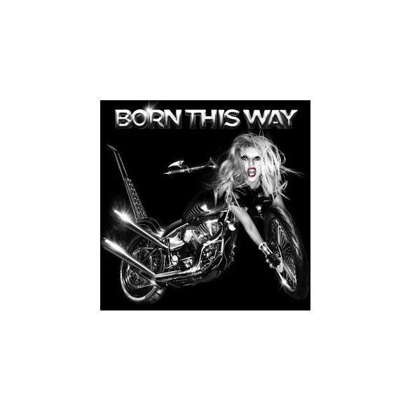 LADY GAGA - Born This Way CD