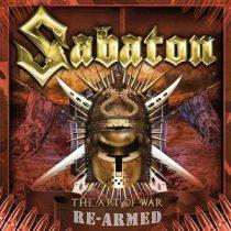 SABATON - Art Of War (Re-Armed) / vinyl bakelit / 2xLP