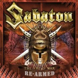 SABATON - Art Of War (Re-Armed) / vinyl bakelit / 2xLP
