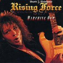 YNGWIE MALMSTEEN - Marching Out CD