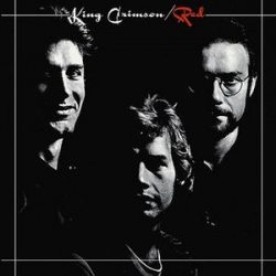 KING CRIMSON - Red CD
