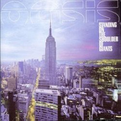 OASIS - Standing On The Shoulder CD