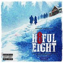 FILMZENE - Hateful Eight CD