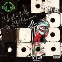 A TRIBE CALLED QUEST - We Got It From Here Thank You 4 Service / vinyl bakelit / LP
