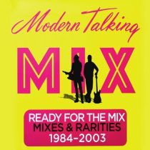 MODERN TALKING - Ready For The Mix / vinyl bakelit / LP