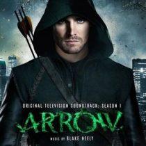 FILMZENE - Arrow Season 1 / vinyl bakelit / 2xLP