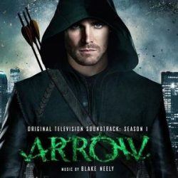FILMZENE - Arrow Season 1 / vinyl bakelit / 2xLP