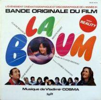 FILMZENE - La Boum  / vinyl bakelit / LP