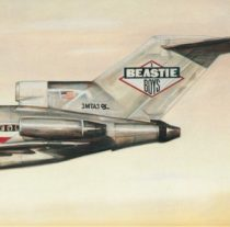 BEASTIE BOYS - Licenced To Ill / vinyl bakelit / LP