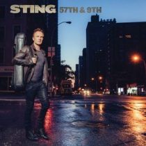STING - 57th & 9th / vinyl bakelit blue  / LP