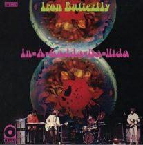 IRON BUTTERFLY - In A Gadda Da Vida / vinyl bakelit / LP