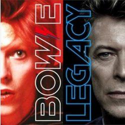 DAVID BOWIE - Legacy / vinyl bakelit / LP