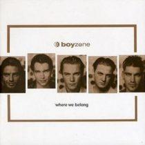 BOYZONE - Where We Belong CD