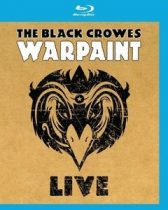 BLACK CROWES - Warpaint Live / blu-ray / BRD