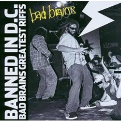 BAD BRAINS - Banned In DC CD