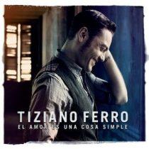 TIZIANO FERRO - En Amor Es Una Cosa Simple CD