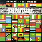 BOB MARLEY - Survival / vinyl bakelit / LP