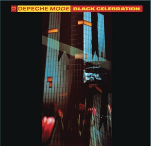 DEPECHE MODE - Black Celebration / vinyl bakelit sony kiadás / LP