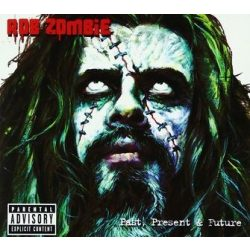 ROB ZOMBIE - Past Present Future / cd+dvd / CD