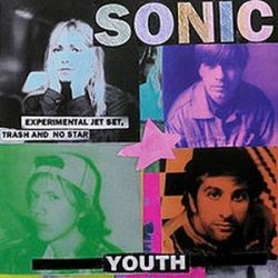 SONIC YOUTH - Experimental Jet Set Trash And No Star CD
